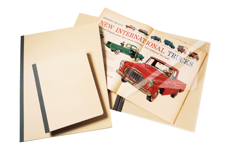 Archival Products: Academy Folder