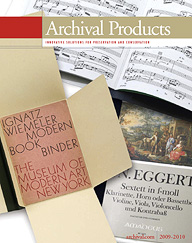 Archival Products Catalog